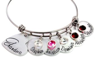 Grandma expandable bangle