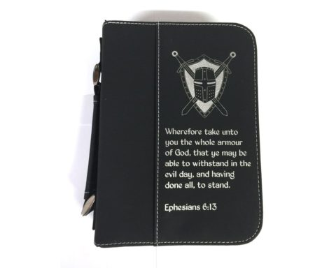 Armor of God Bible Cover